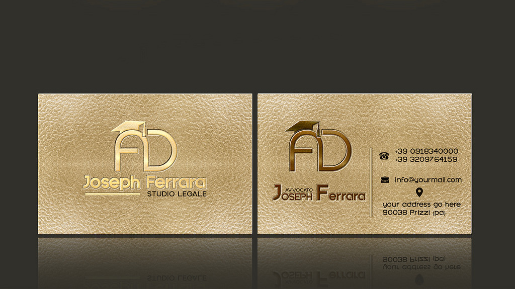 20 creative lawyer business card designs  best blog themes