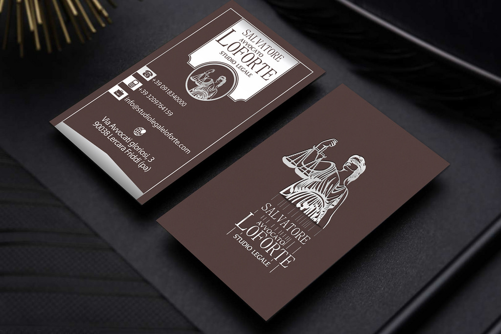 20 Creative Lawyer Business Card Designs - Best Blog Themes