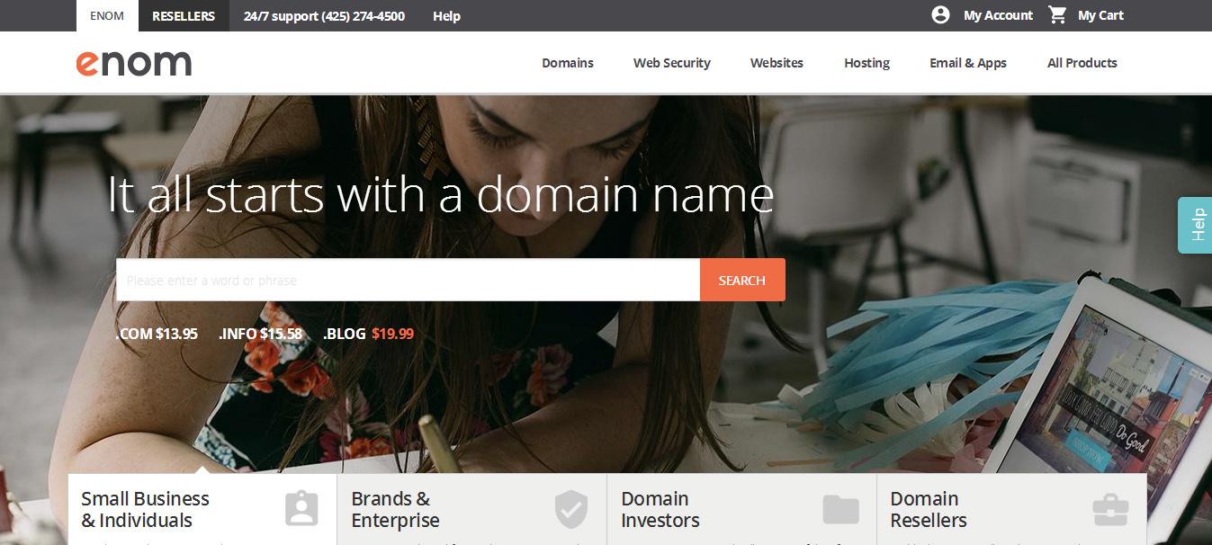 best domain name registrars