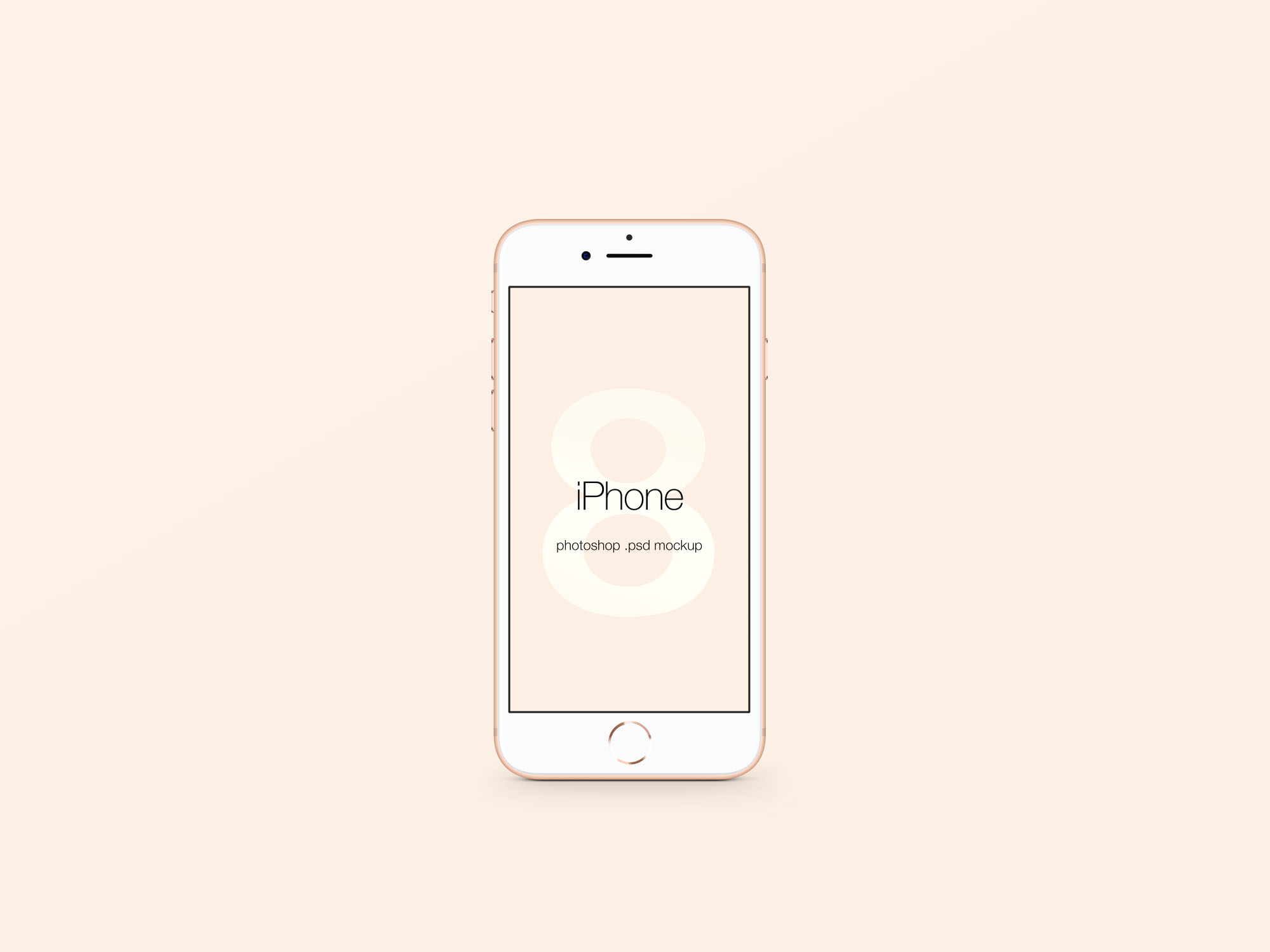 20 Creative Iphone 8 Psd Mockups For Designers Best Blog Themes