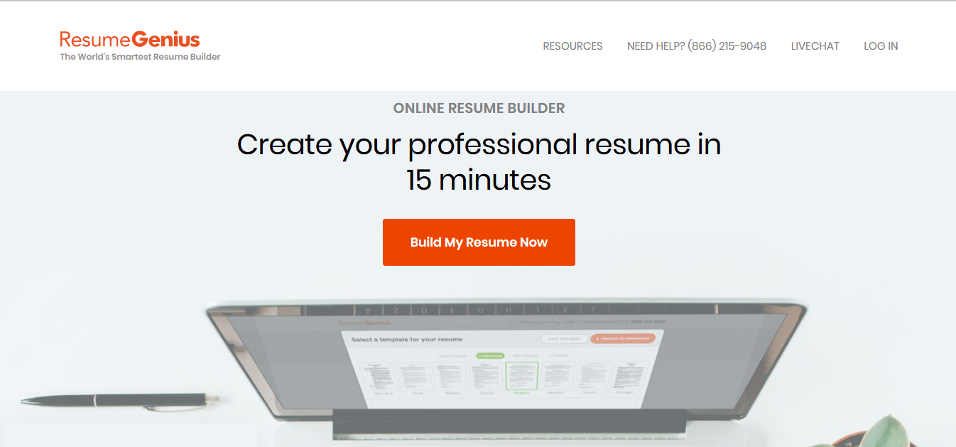 10 Best Free Resume Builder Websites - Best Blog Themes